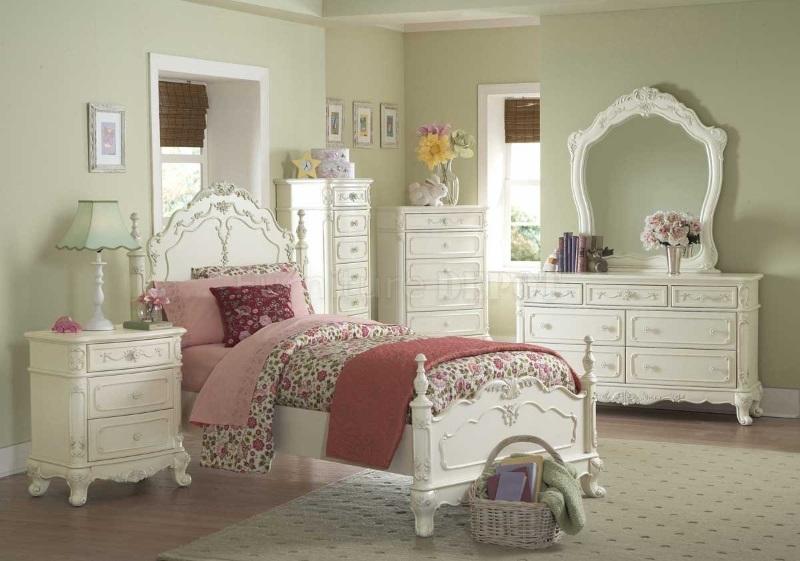 Off White Bedroom