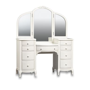White Vanities for Bedrooms