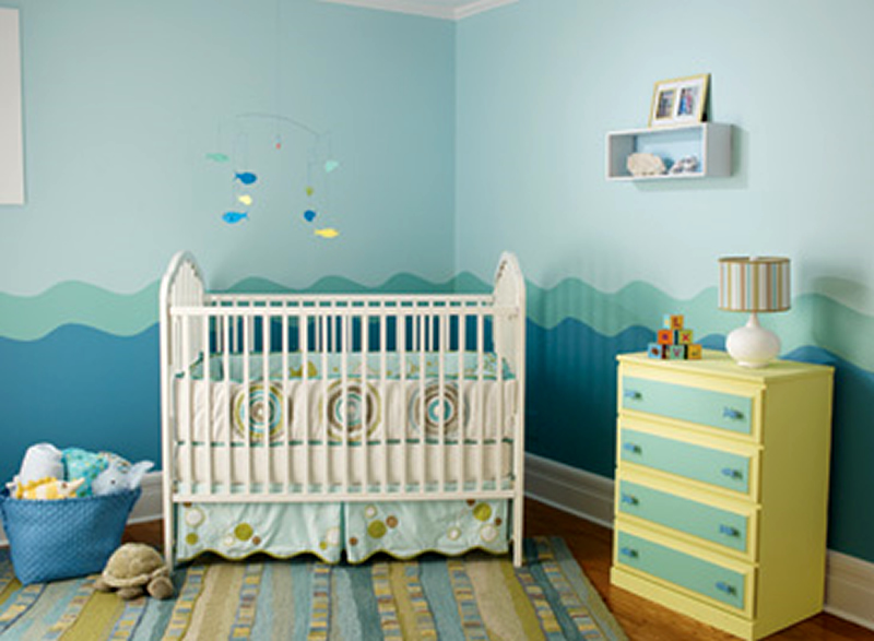 Baby boys bedroom ideas decor ideasdecor ideas for Nursery room ideas for small rooms