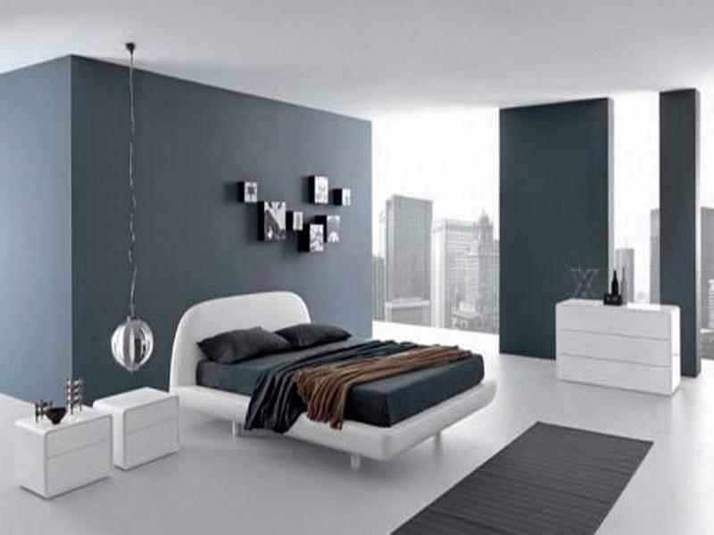 Bedroom Colors for Men