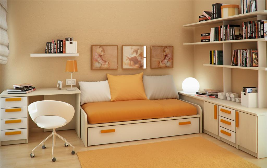 Color For Small Rooms Classy With Small Study Room Design Pictures