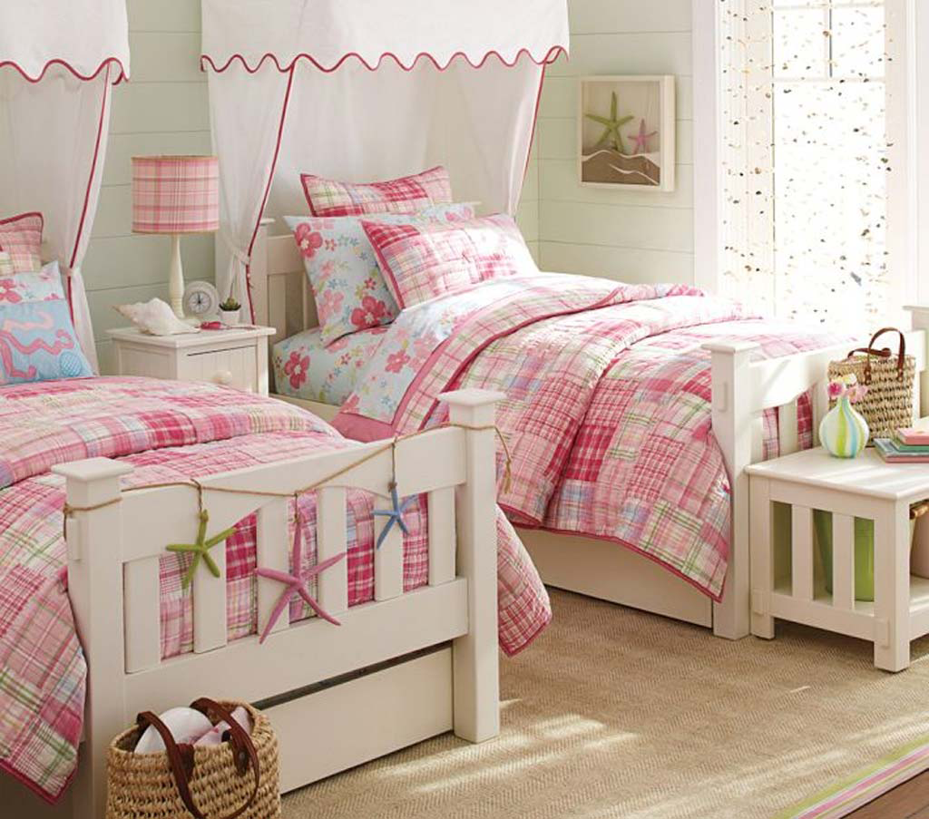 Bedroom ideas for little girls decor ideasdecor ideas for Bedroom bedding ideas