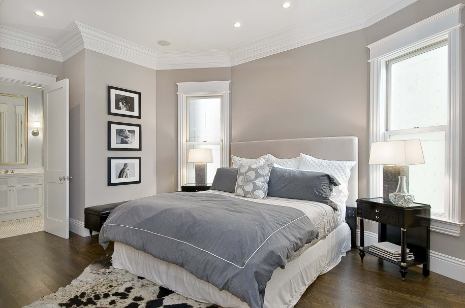 Color For Bedrooms Enchanting Of Light Gray Bedroom Paint Colors Photos