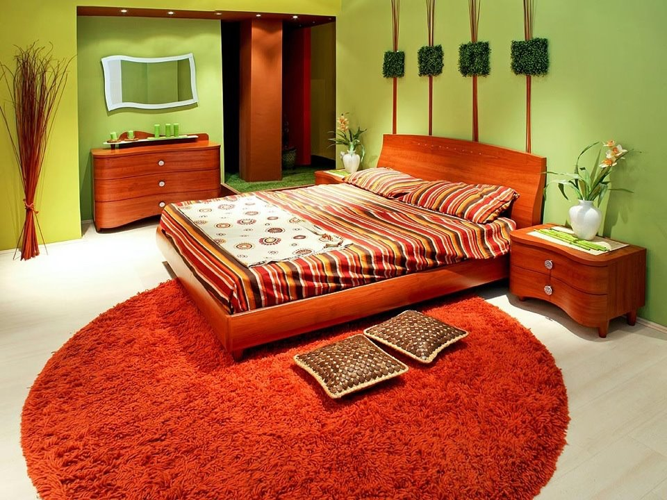 Best paint colors for small bedrooms decor ideasdecor ideas for Bedroom paint pattern ideas
