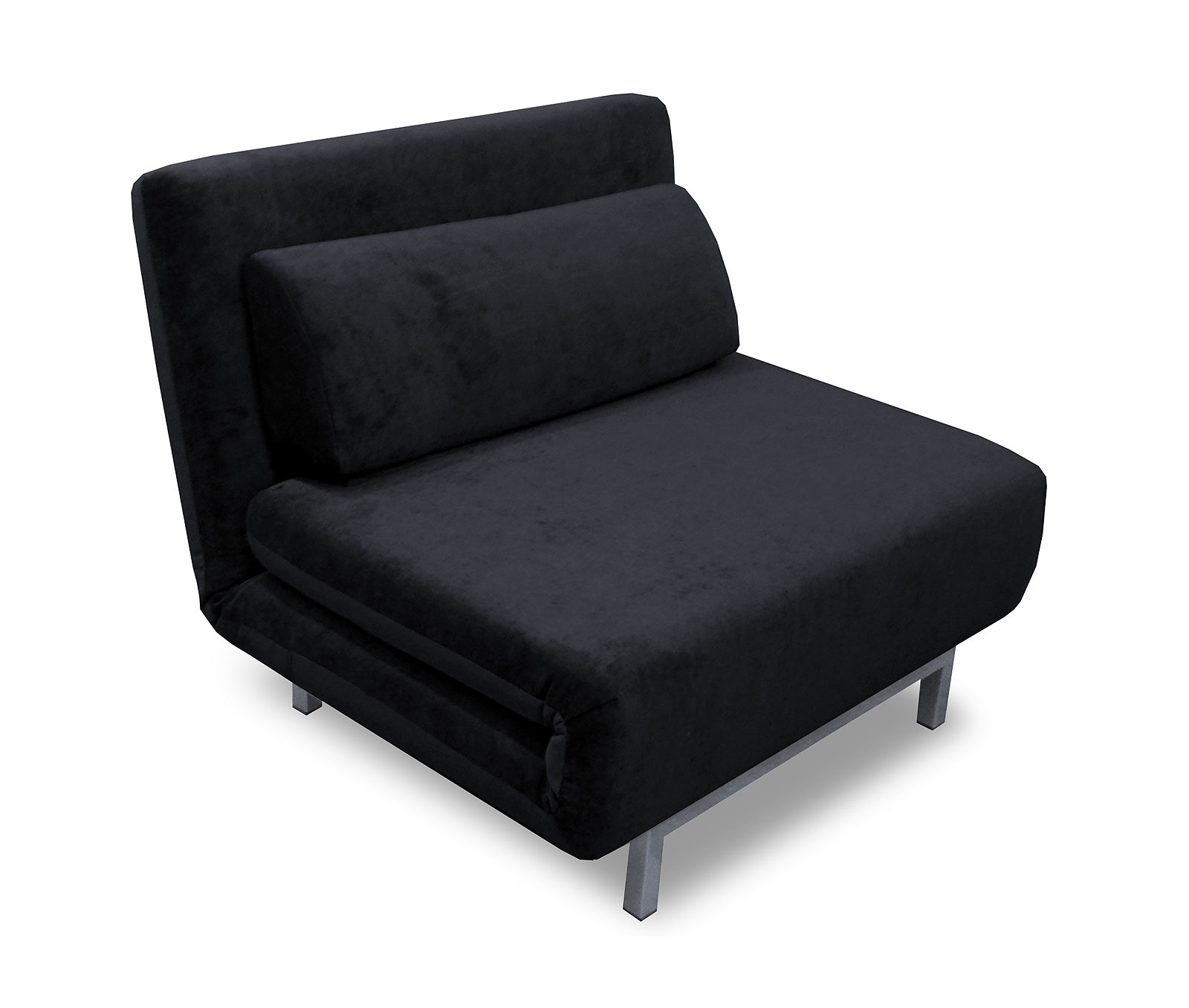 Black Convertible Chair Bed