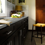 Black Kitchen Cabinets Photos
