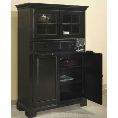 Black Kitchen Pantry Cabinet Decor Ideasdecor Ideas