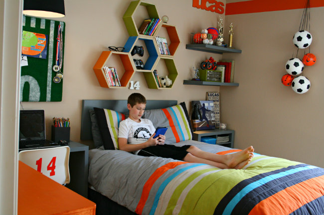 Boys bedroom ideas for small rooms decor ideasdecor ideas for Room design ideas for boy
