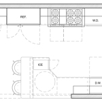 Country Kitchen Floor Plans