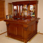 Custom Home Bar Furniture