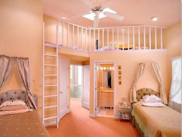 Cute Teenage Girl Bedroom Ideas