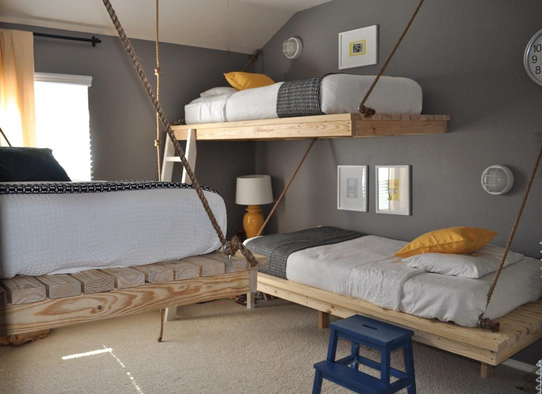 DIY Boys Bedroom Ideas