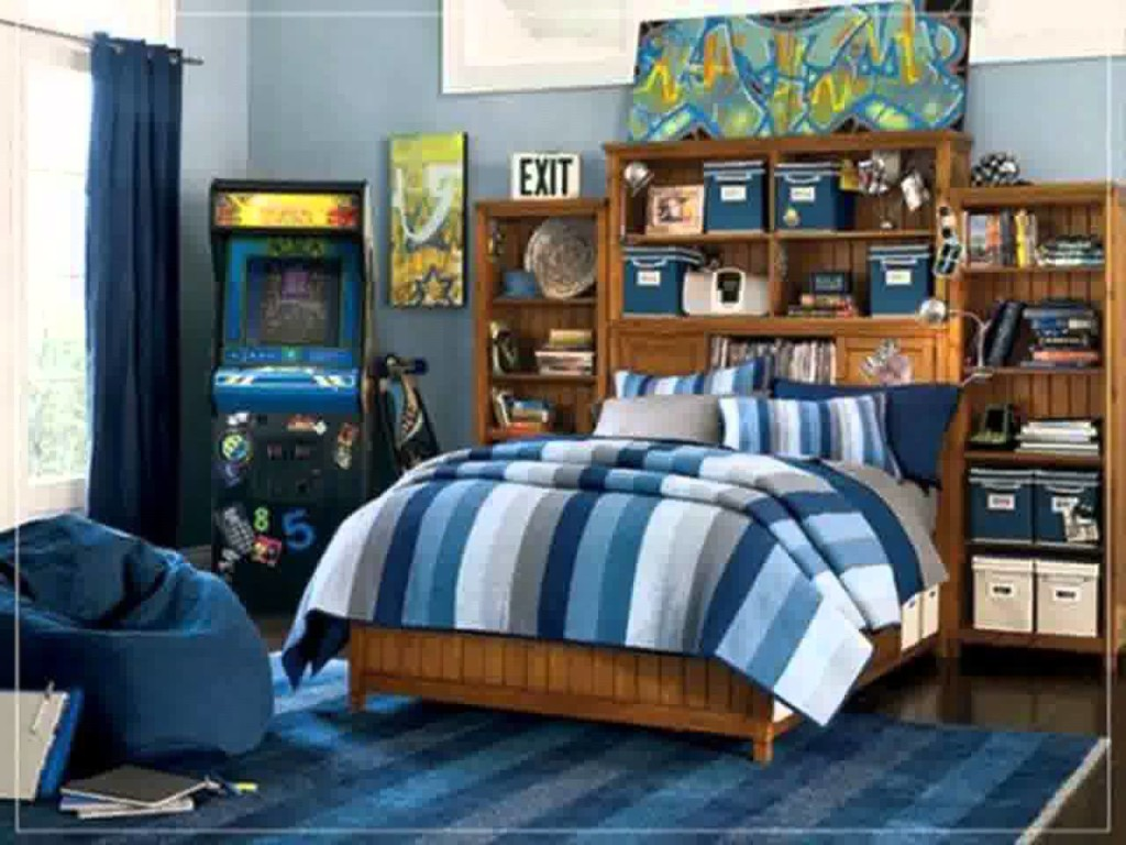 Decorating Ideas for Boys Bedroom