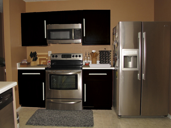 Black kitchen cabinets for sale images for Black kitchen units sale
