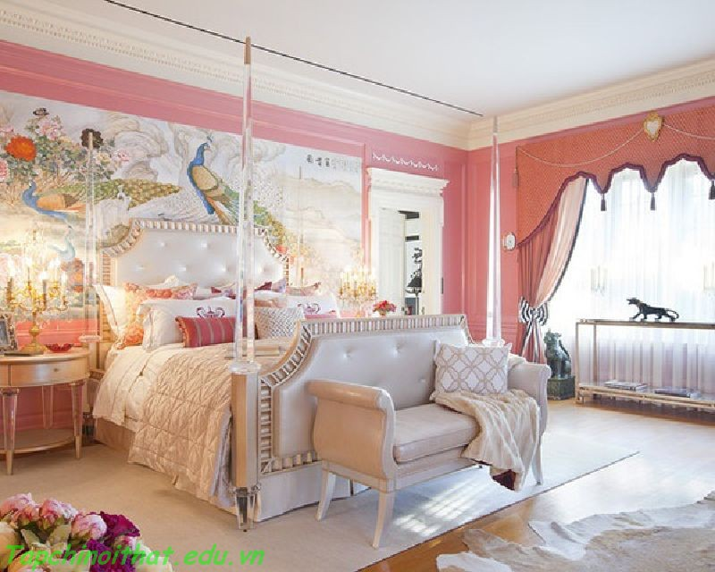 Girls Bedroom Ideas Pinterest