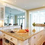 Granite for White Kitchen Cabinets