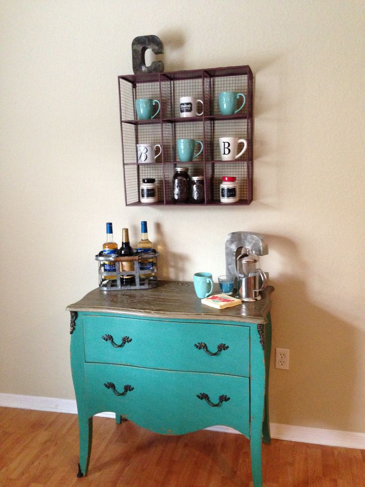 Home Coffee Bar Furniture Decor IdeasDecor Ideas
