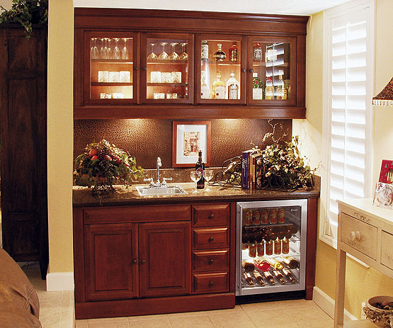 Home wet bar furniture decor ideasdecor ideas - Wet bar cabinets ...