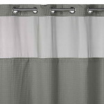 Hookless Shower Curtain Walmart