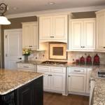 Linen White Kitchen Cabinets