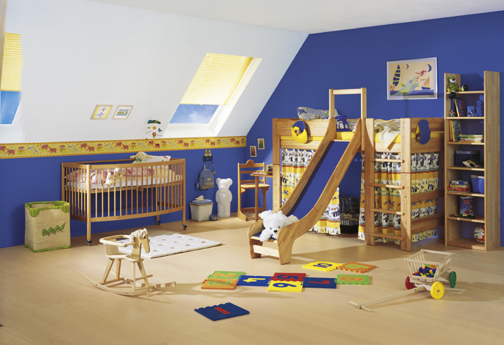Toddler boy room decorating ideas for Little kids room