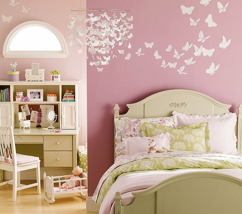 Little girl bedroom decorating ideas decor ideasdecor ideas - Decorating little girls room ...
