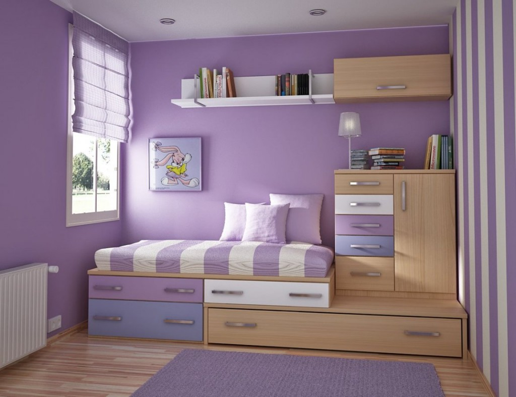 Little girls bedroom ideas on a budget decor ideasdecor for How to decorate a bedroom for teenage girls