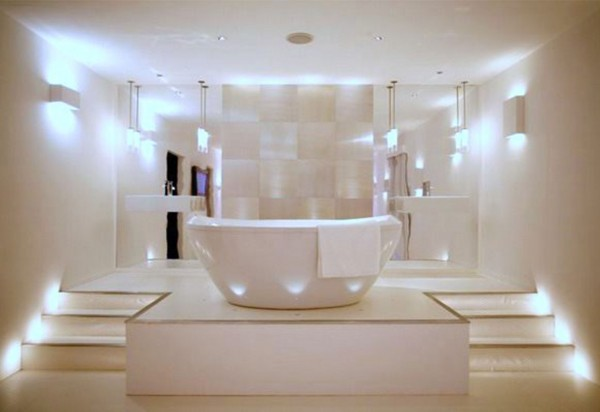 Luxury Bathroom Lighting Decor IdeasDecor Ideas