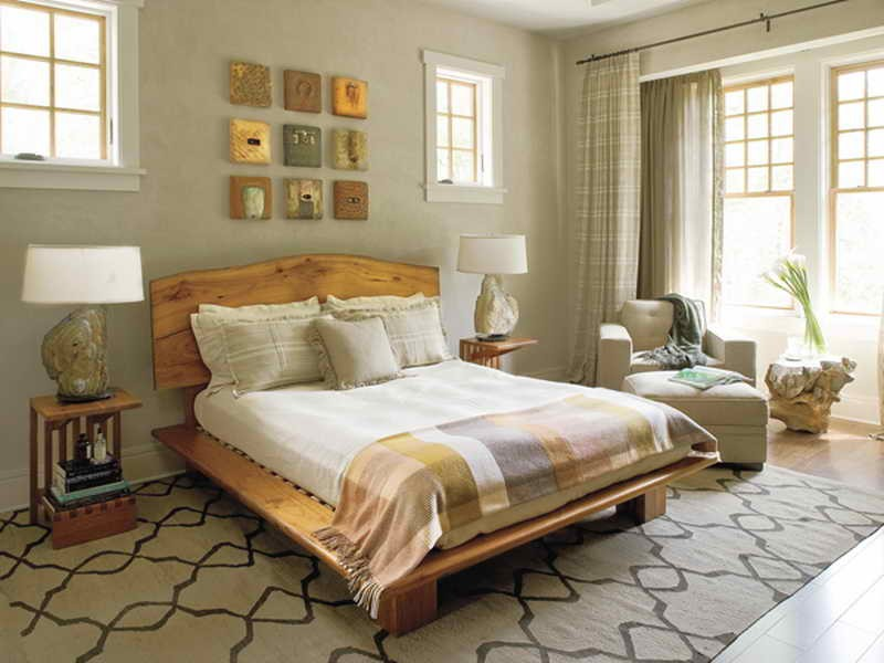 Master bedroom decorating ideas on a budget decor for Decorating rooms on a budget