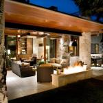 Outdoor Kitchen Lighting Ideas