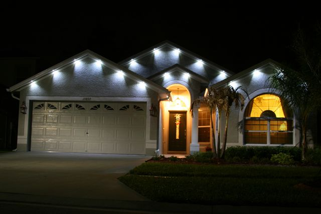 Outdoor Soffit Lighting Decor IdeasDecor Ideas