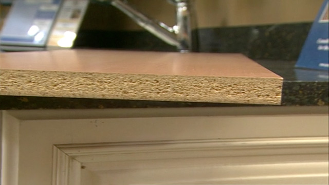 Painting Particle Board Kitchen Cabinets Decor