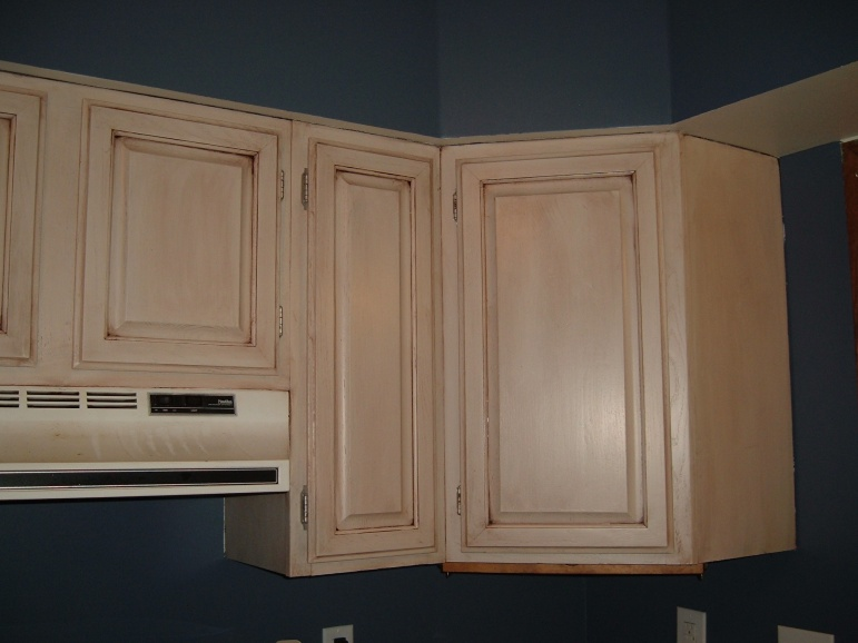 Painting and glazing kitchen cabinets decor ideasdecor ideas - How to glaze kitchen cabinets that are painted ...