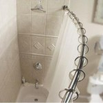 Polished Chrome Shower Curtain Rod