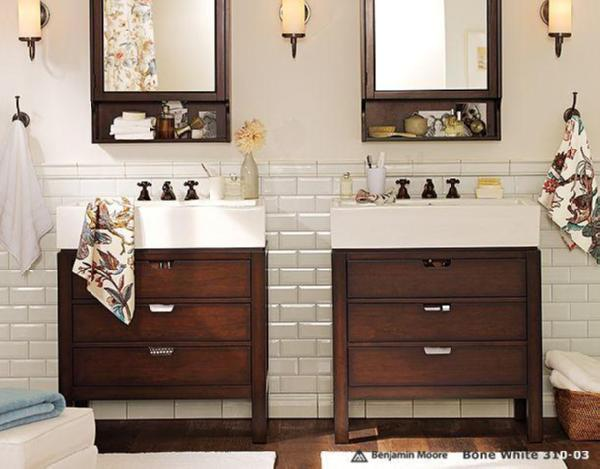 Bathroom Vanity Lights Pottery Barn : Pottery Barn Bathroom Lighting - Decor IdeasDecor Ideas