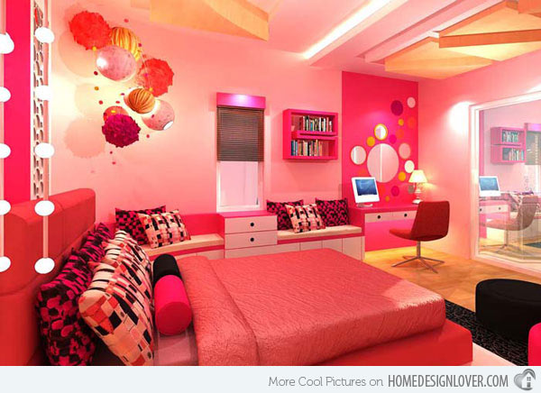 Pretty Girls Bedroom Ideas - Decor IdeasDecor Ideas