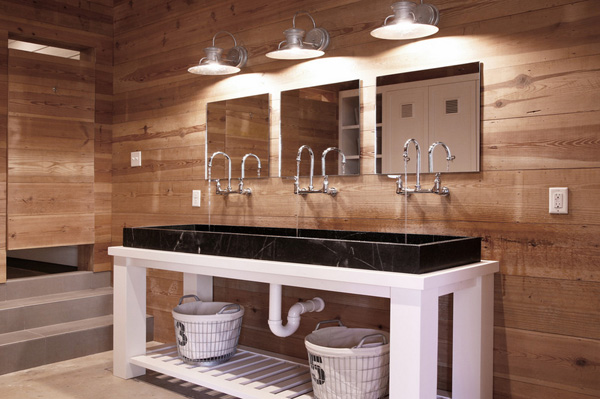 Rustic Bathroom Lighting Fixtures