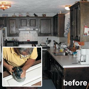 sanding and painting kitchen cabinets decor ideasdecor ideas