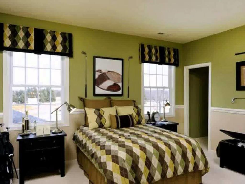Teen Boys Bedroom Decorating Ideas