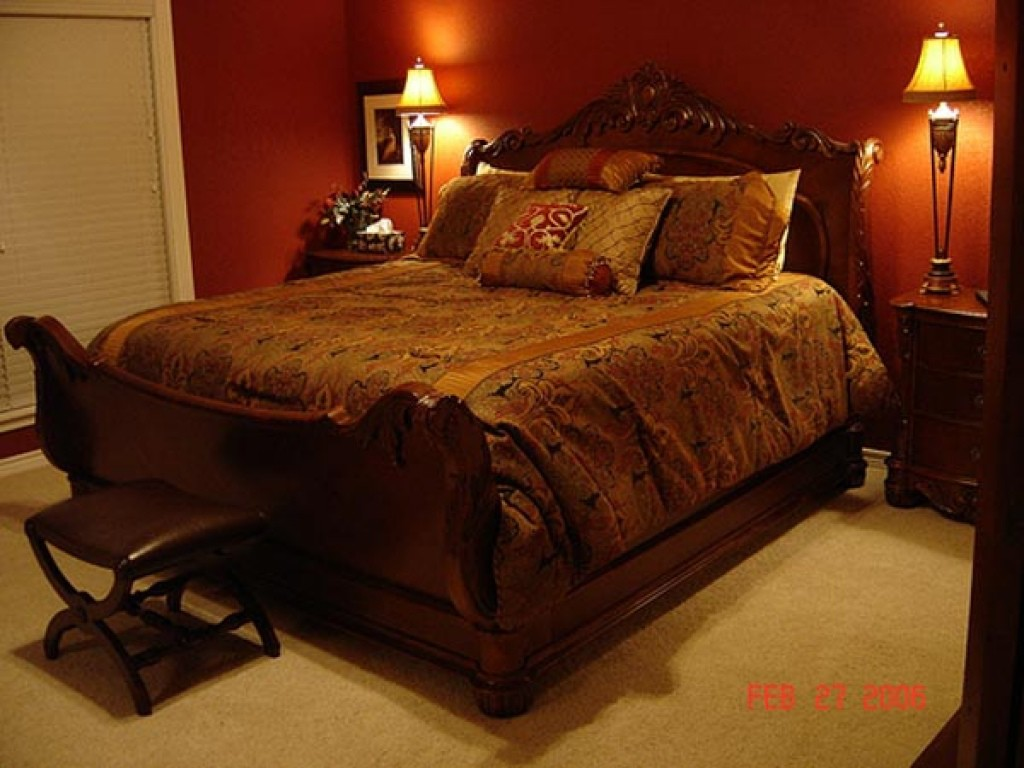 Tuscan bedroom decorating ideas decor ideasdecor ideas for Bed room decoration ideas