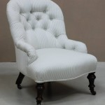 White Bedroom Chairs