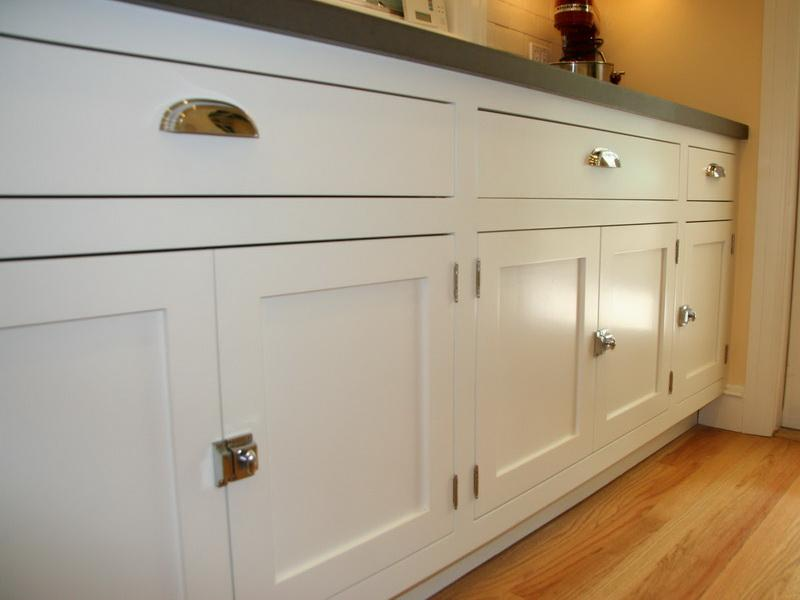 White replacement kitchen cabinet doors