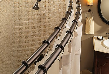Best Shower Curtain Rod