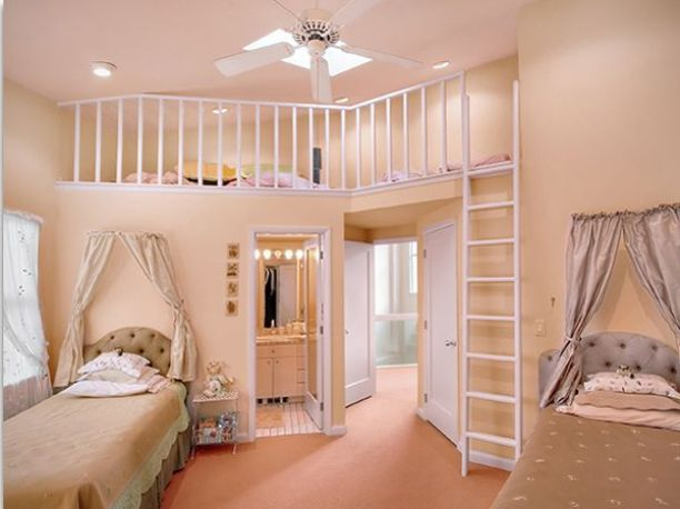 Teen girls bedroom design ideasdecor ideas for Girl bedroom ideas pictures