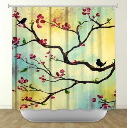 Asian Shower Curtain Sets Decor Ideasdecor Ideas