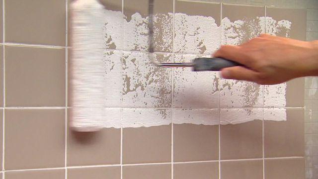 Tegelvloer Keuken Schoonmaken : Paint Over Ceramic Tile