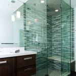 Bathroom Glass Tile Ideas