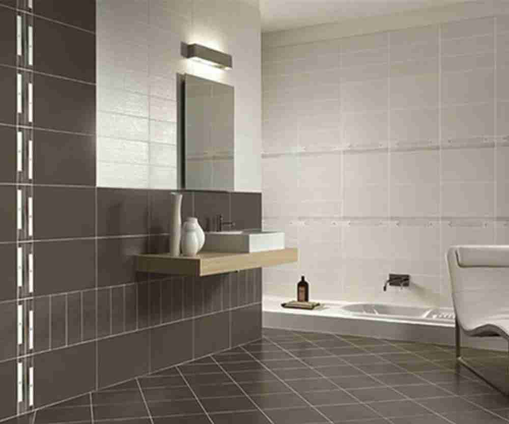 25 Amazing Italian Bathroom Tile Designs Ideas And Pictures: Bathroom Tiling Ideas Pictures