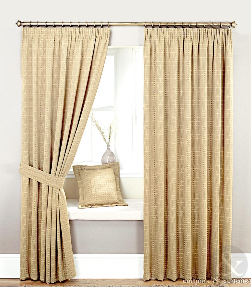 Bedroom Window Curtains and Drapes - Decor IdeasDecor Ideas