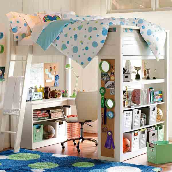 Childrens bedroom furniture for small rooms decor for Small teenage bedrooms